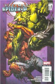 Ultimate Spider-man #117 Death of a Goblin